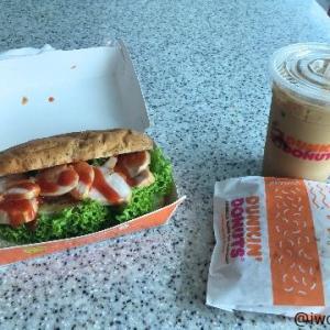 【優しさにあふれてる】ダンキンドーナツ(マレーシア/クアラルンプール)【美味】