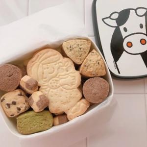 クッキー弁当を作る