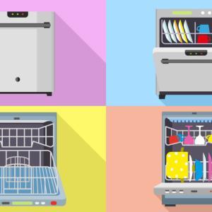 面倒な食器洗いも簡単に解決!タンク式食器洗い洗浄機