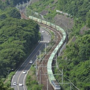 撮影日記 東海道本線 真鶴 フクツー