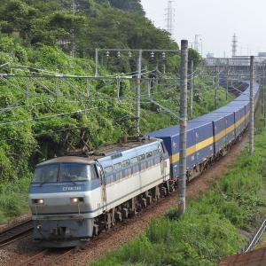 撮影日記 東海道本線 新蒲原 SS60