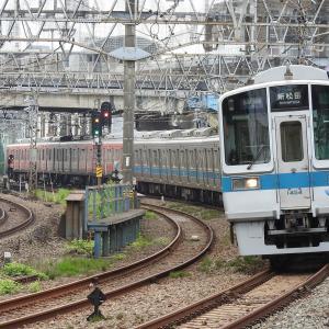 撮影日記 小田急線 向ケ丘遊園 赤い1000形