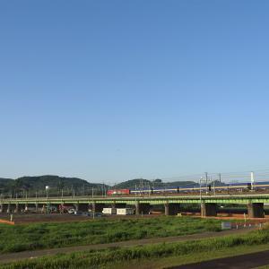 撮影日記 武蔵野南線 多摩川 セイノー