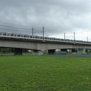 撮影日記 武蔵野南線 多摩川 MUE-Train