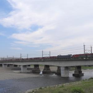 撮影日記 武蔵野南線 多摩川 5097レ ニーナ
