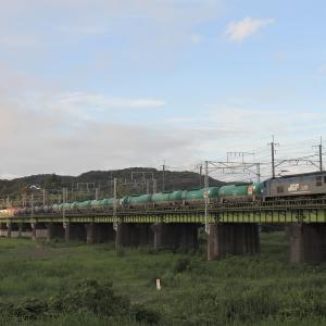撮影日記 南武線 多摩川 8461レ