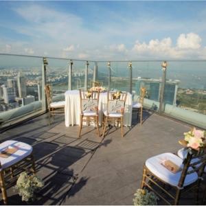 シンガポールでイギリス人と国際結婚 ②