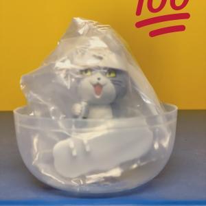 仕事猫・現場猫のガチャでシークレット!