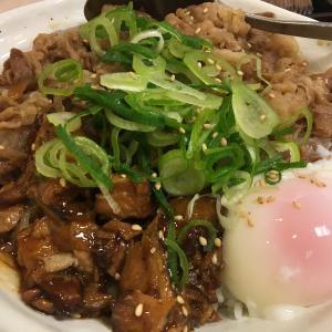 """【松屋】""""うまとろ""""豚たま牛めしを食べてきた!【期間限定】"""