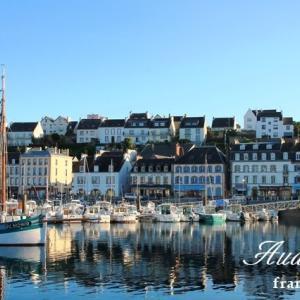 フランス・ブルターニュ地方の素敵な港町Audierne(オーディエルヌ)とお勧めクレープリー