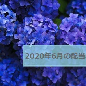 2020年6月の配当収入
