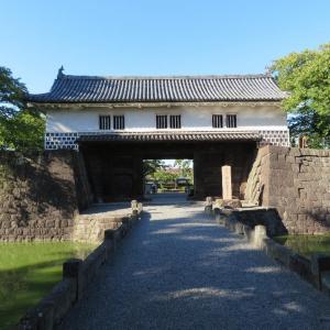 「新発田城」本丸辰巳櫓です。(^_^)/