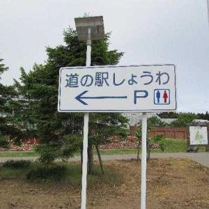 2014年6月6日 「道の駅しょうわ」 旅の終わりヾ(´ー`)ノ