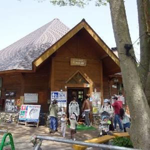 「道の駅胎内(新潟県)」臨時の駐車場から周りの風景を楽しみながらの訪問です。(・ω・`。)キョロキョロ(。´・ω・)