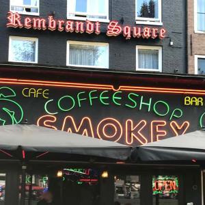 アムステルダムで要チェック?! 旅行前に知っておきたい coffee shopの注意点!