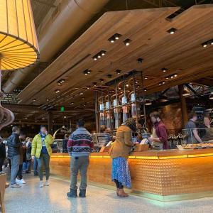 スターバックスリザーブロースタリー&テイスティングルーム・シアトルはコーヒー好きの天国だった