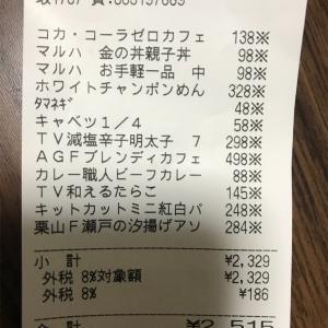 【12/27-1/1】お買い物記録②