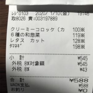 【1/10】お買い物記録-1月度④