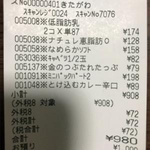 【1/14】お買い物記録-1月度⑥