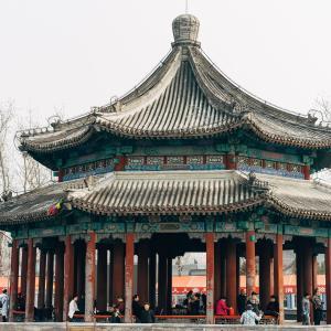 中国武術の練習の流れの紹介~公園での練習の場合~