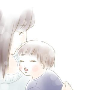保健師を引かせた息子の○○