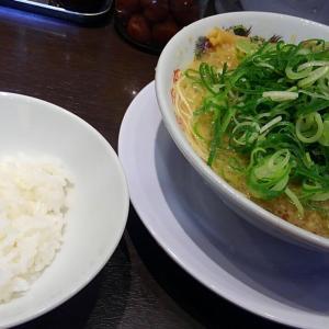唐揚げ定食で「から揚げらぁ~麺」を再現!