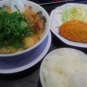 来来亭ユリノキ通り店さん、白身魚定食、タルタルソースで堪能しました!