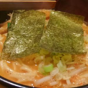 濃厚味噌ラーメン(3辛:激辛)を平日ランチセット!