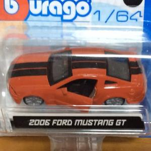 1/64 2006 Mustang GT [Burago  ]