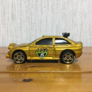 1/64 Escort Rally [MATTEL    HOT WHEELS  ]