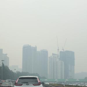 マレーシアのヘイズ(Haze)って何? <注意>体に害を及ぼします!