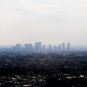 写真「霞む街」を追加しました!