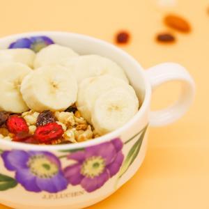 写真素材「朝ごはんとドライフルーツ」を追加しました!