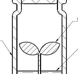 【CADデザイン】「テラリウム」モデルを作成