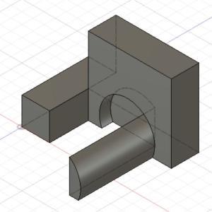 【CAD】3次元cad利用技術者試験のサンプル(問3、設問8,9,10)をやってみる