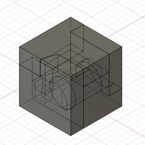 【CAD】3次元cad利用技術者試験のサンプル(問3、設問11,12,13)をやってみる