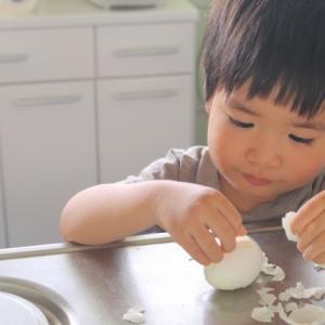 料理のお手伝いは何歳からできる?