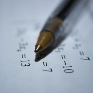 中学受験でくもん式は役に立つ!低学年から計算が速いのは〇