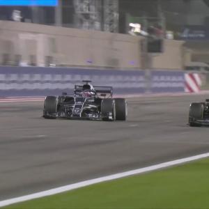 F1 2021第1戦バーレーンGPレビュー