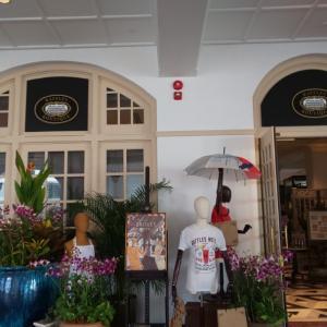シンガポール ラッフルズホテル