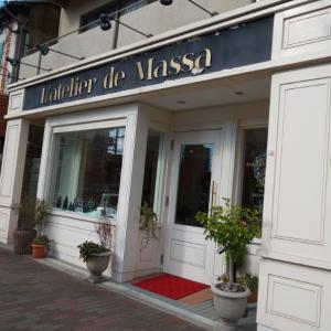 神戸  ケーキ   フランス菓子   L'atelier de Massa ラトリエドゥマッサ