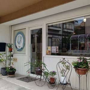 神戸東灘区住宅街にあったグラノラ専門店