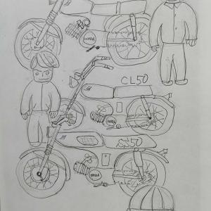 ホンダの新車バイク