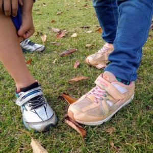 将来の身長に影響する幼児期の靴