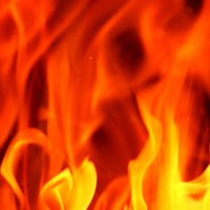 【放火は重罪ですよ!】焚火をする「おじいさん」を説得できない。