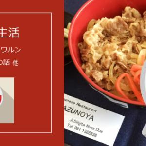 【ヌサドゥアで和食食堂】これぞ日本の味「和の家」行ってきた