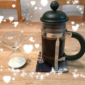 ごきげんfile 7 *自分のためにコーヒーを淹れる*