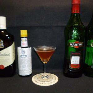 アフィニティ Affinity Cocktail