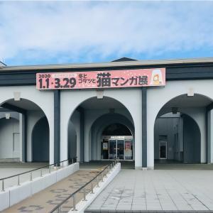 横手市増田まんが美術館〜『猫マンガ展』のご紹介