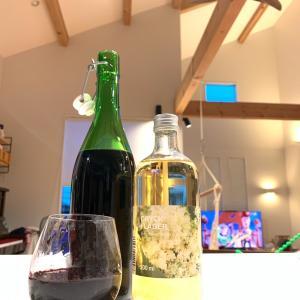 まずい!?美味すぎるっ!?赤ワインにプラス エルダーフラワー